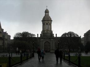 Trinity College (Dublin, Ireland).